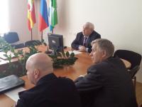 Заседание комиссии по предупреждению и ликвидации чрезвычайных ситуаций и обеспечению пожарной безопасности Ашинского муниципального района