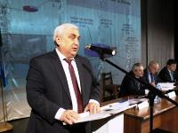 Глава Ашинского района выступил с отчетом о проделанной работе за 2016 год