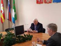 Глава Ашинского муниципального района провел совещание с главами поселений
