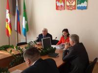 Рабочее совещание с участием председателя Государственного Комитета по делам ЗАГС Челябинской области