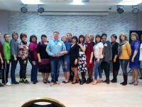 Победители в областном конкурсе «Воспитать человека»