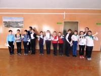 Муниципальный конкурс творческих команд «Путешествие в Техноград»